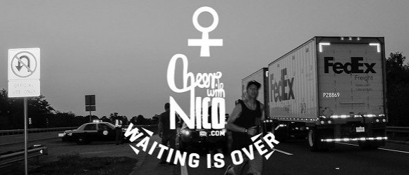 Cheerwithnico.com Relaunch & O'Neill Welcome Clip